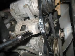1997 Toyota 4runner Alternator Replacement 1st How To Change Your Belts P S A C Alternator 2