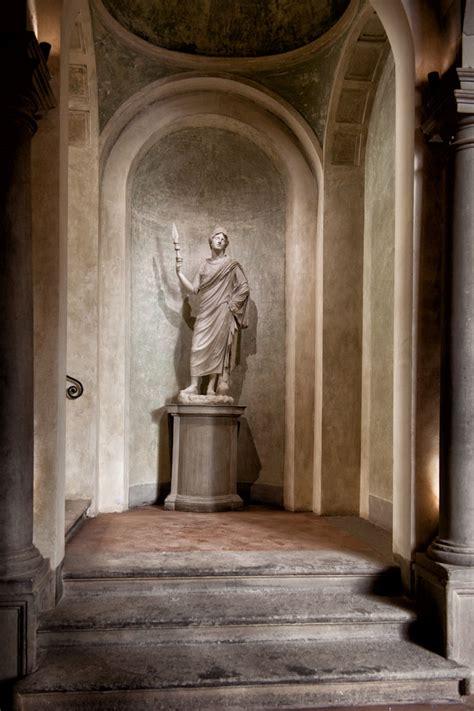 androne di ingresso palazzo bartolommei firenze lorenzo polvani fotografie