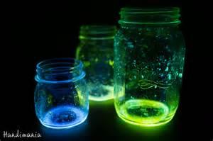 How to make glow stick fairy jars video tutorial diy amp crafts handimania