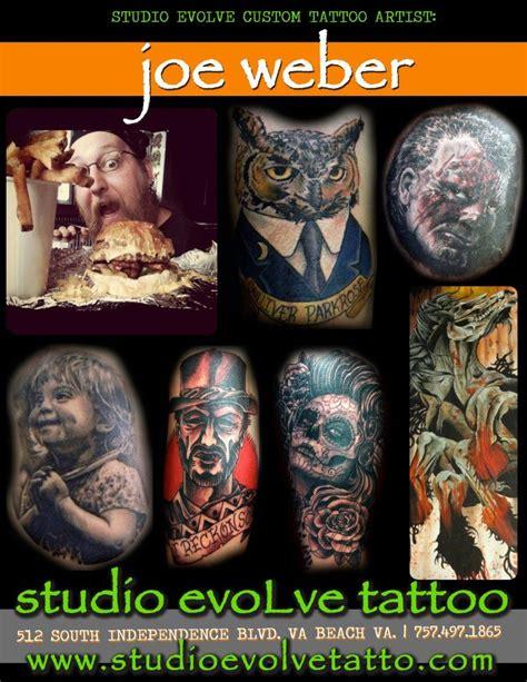 studio evolve tattoo studio evolve artist joe weber news