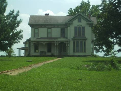 james house jesse james house history rhymes nineteenth century history