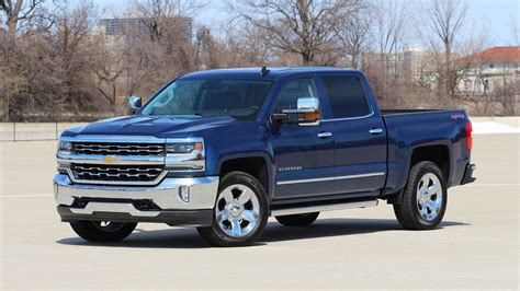 2017 chevy silverado 1500 review a event at the
