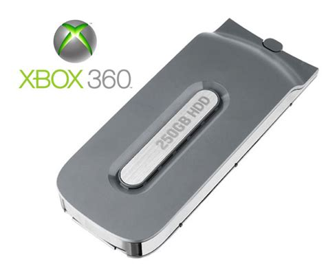 Hdd Xbox 360 Xbox 360 250gb Drive Upgrade