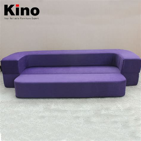 folding sofa bed foam multifunction thick folding foam bed mattress sofa view