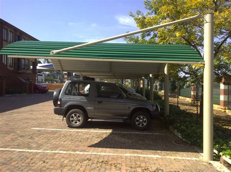 Cantilever Car Ports by Steel Quaint Services