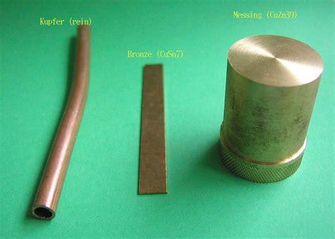 Messing Eigenschaften by Chemie Der Metalle Kap 9 Kupfer Gruppe