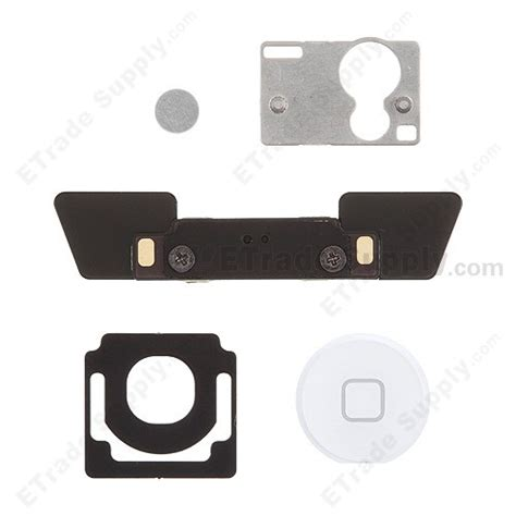 Home Button 2 apple 2 home button and mounting bracket set etrade supply