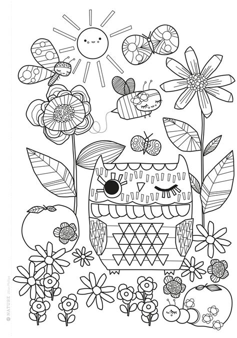 coloring pics mollie makes free printable coloring sheet coloring