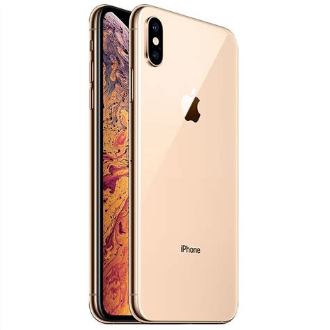 mobile phones iphone xs max 64gb lte 4g gold 4gb ram 197052 apple quickmobile quickmobile