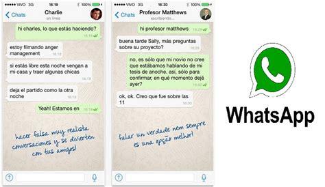 imagenes para whatsapp en ingles whatsapp cuidado con la aplicaci 243 n que falsifica sus