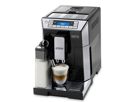 Coffee Maker Delonghi compare delonghi eletta cappuccino ecam45760b coffee maker