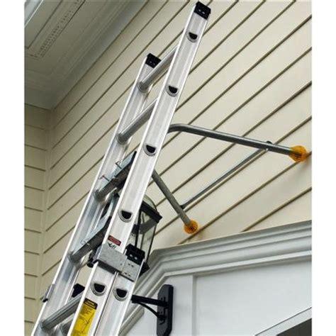 ladder roof standoff ladder stabilizer roof stand roof zone 48589 ladder