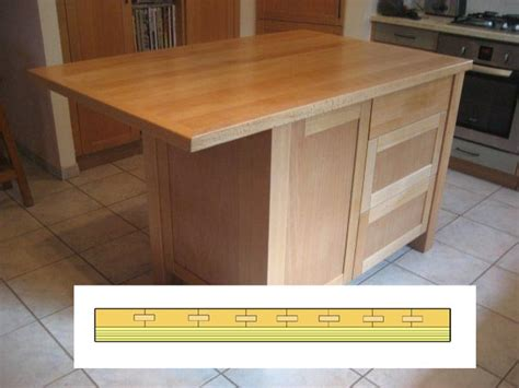 Plywood Countertop Finish by Rooms On
