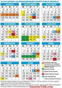 Broward County School Calendar 2015 To 2016 Horry County 2014 2015 Calendar Calendar Template 2016