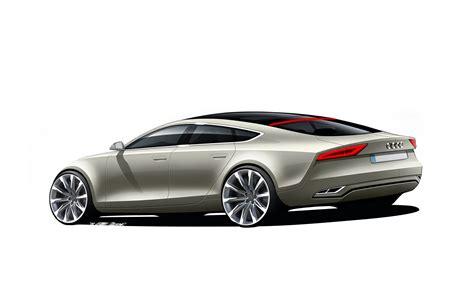 Audi A7 Concept by Audi A7 Sportback Concept Interieur