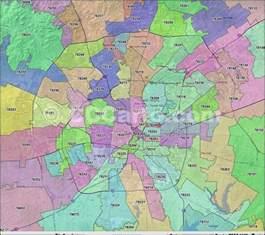 san antonio zip codes bexar county zip code boundary map