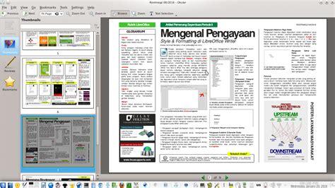tutorial linux pdf indonesia tutorial desain inkscape pengganti coreldraw di gnu linux
