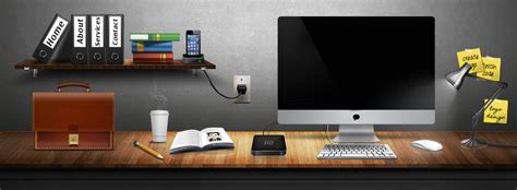 graphics designer desk studio design gallery best