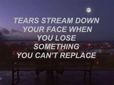 testo fix you coldplay tears quote quotes sad lose fix