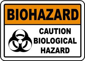 caution biological hazard sign g5711 by safetysign com