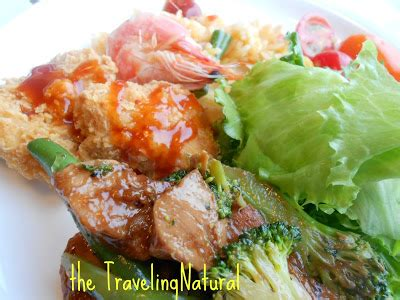 Nature Stek Malaysia vips steak and salad restaurant travelingnatural