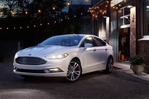 Ford Fusion by Ford Fusion S Future Is Up In The Air After Production