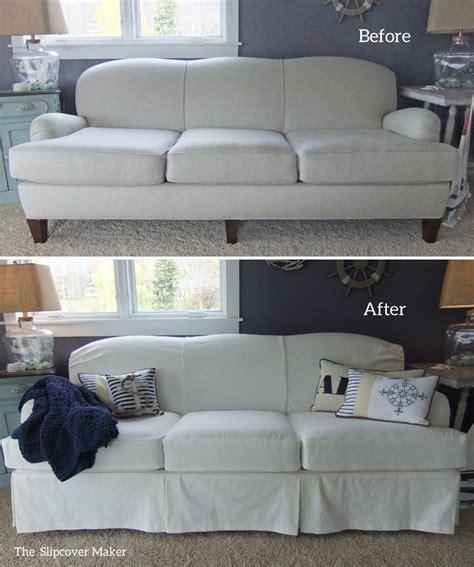 white slipcovers for couch white slipcovers the slipcover maker