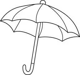 umbrella coloring page umbrella coloring page free clip