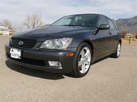 lexus is300 wagon for sale sell used 2003 lexus is300 sportcross wagon is 300 sport