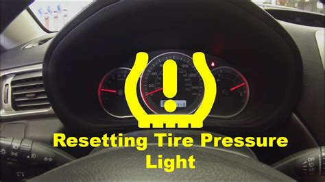 low tire pressure warning light how to turn tire pressure sensor dash light warning