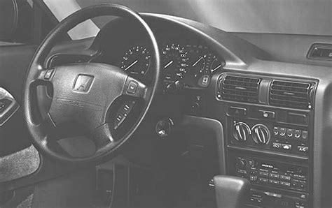 1990 Honda Accord Interior by 1990 Honda Accord Vin 1hgcb7252la012613 Autodetective
