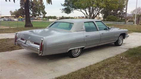 1976 Cadillac Fleetwood Talisman For Sale by Cadillac Fleetwood Talisman