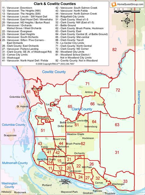 Clark County Property Records Rmls Boundary Map Clark County Gloria Matthews
