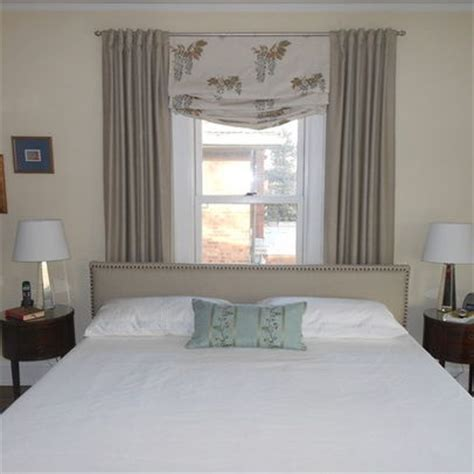 Decorating Ideas In Front Of Window Bed In Front Of Window Ideas Master Bedroom Ideas
