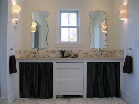 bathroom vanity backsplash master bath vanity with marble backsplash eclectic bathroom other metro by studio m design
