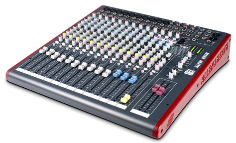 Mixer Allen Heath Bekas allen heath zed 16 fx audio mixer