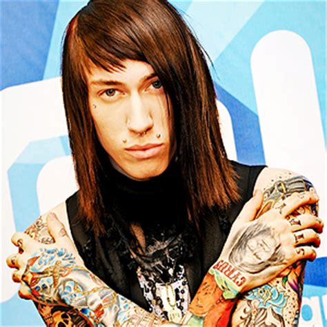legal age to get a tattoo sort of magazine trace cyrus tattoos