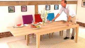 Large extendable table youtube