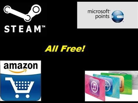 Where To Get Msp Gift Cards - how to get free msp psn steam amazon and itunes gift cards no survey no details youtube