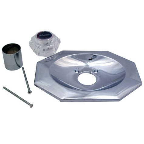 bathtub trim kits shop pfister chrome tub shower trim kit at lowes com