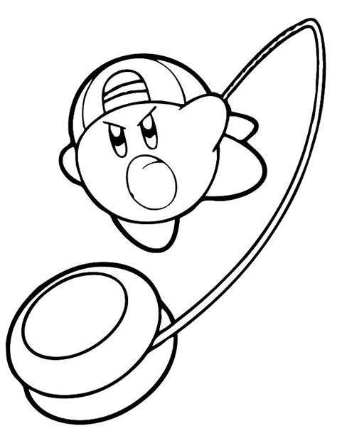 printable coloring pages kirby kirby to print free coloring pages on coloring pages