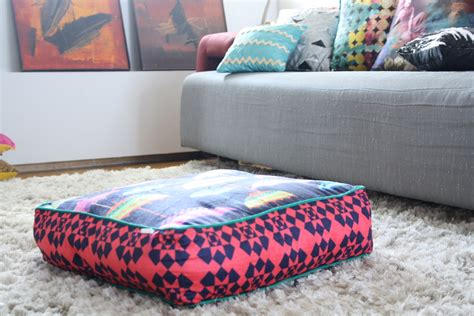 floor pillows adorn interior with style
