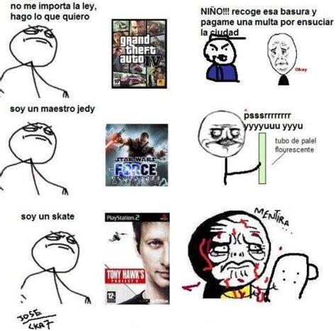 imagenes memes videojuegos memes en los videojuegos taringa