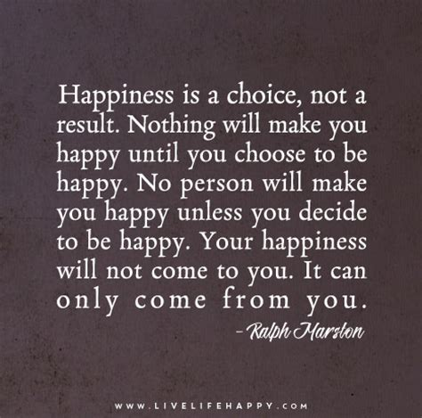 www happy happiness is a choice not a result live life happy