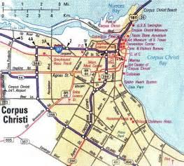 corpus christi metropolitan map