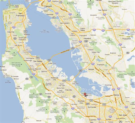 san francisco map viewer 100 map of bay area map of san francisco united