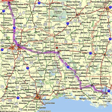driving map driving map ok la