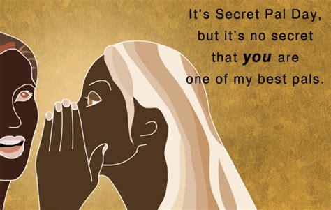 secret greetings no secret free secret pal day ecards greeting cards