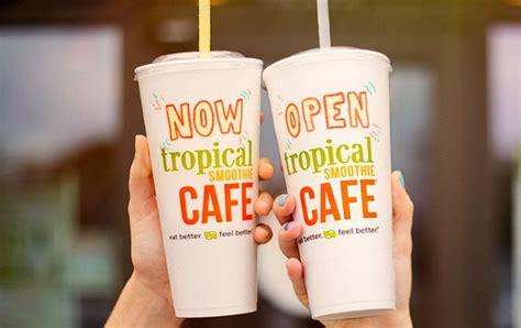 tropical smoothie cafe  open  kuykendahl road