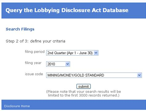 Senate Office Of Records By The Way Minting And Mining Are Not The Same Thing 171 Lobbyblog